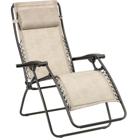 Lafuma Mobilier RSX Relaxsessel Polycotton chanvre